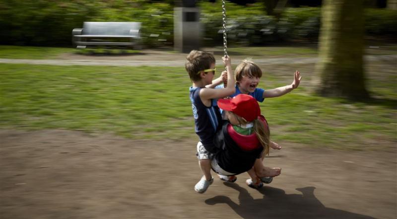 'Kinderen moeten met meer risico spelen'