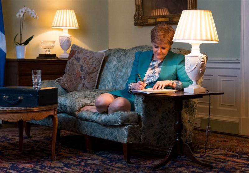 Schotland vraag formeel om nieuw referendum