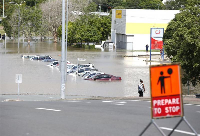 Overstromingen Australië in nasleep Debbie