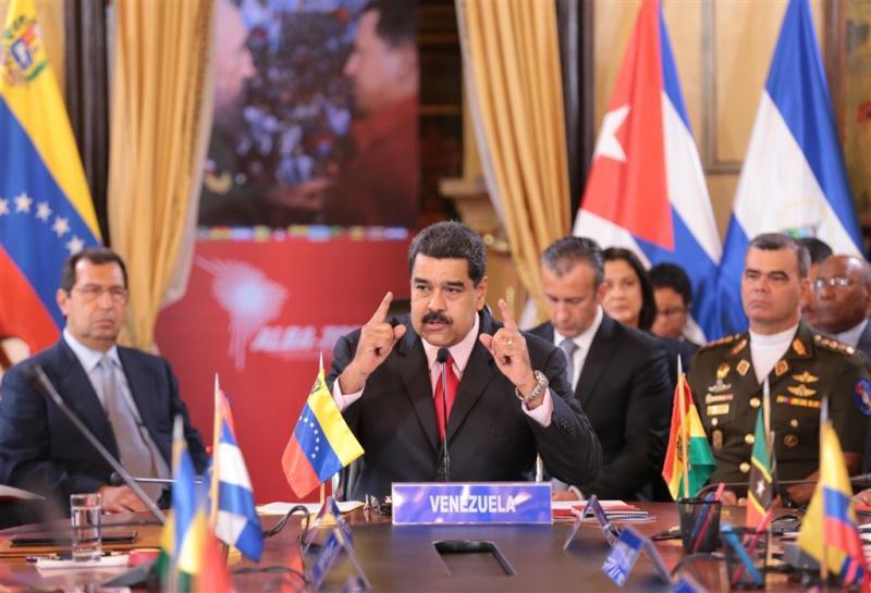 'Coup' door Venezolaans hof teruggedraaid