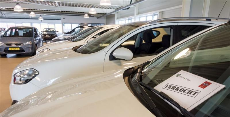 Meer nieuwe auto's verkocht in eerste kwartaal