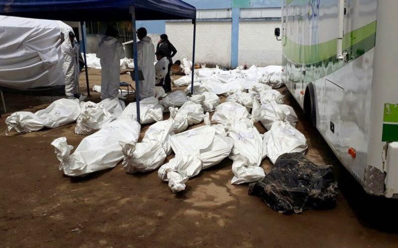 43 kinderen dood door modderstromen Mocoa
