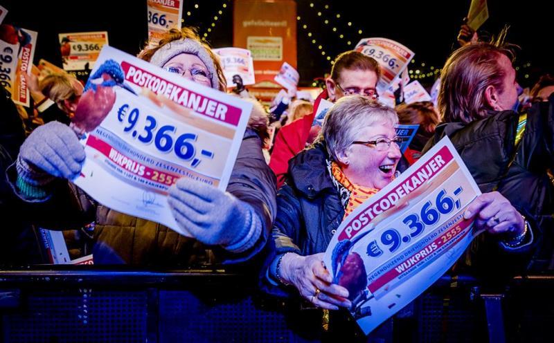 Gegevens 600.000 mensen gelekt via loterijen