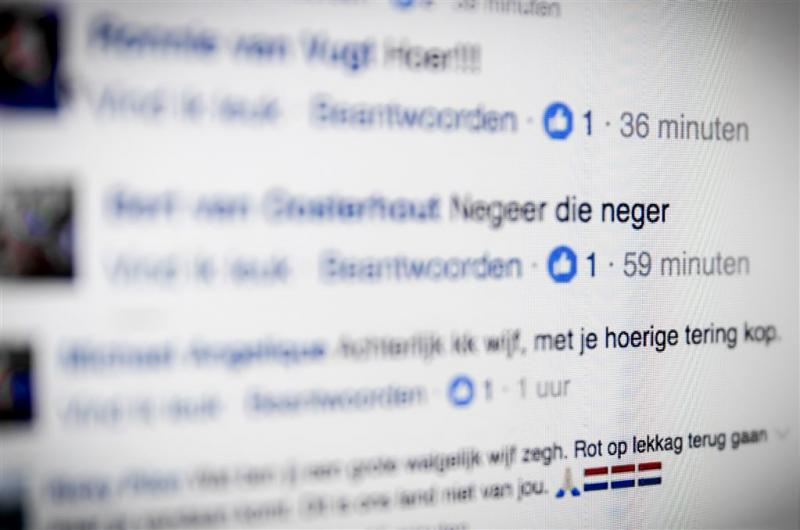 Meer meldingen over discriminatie op internet