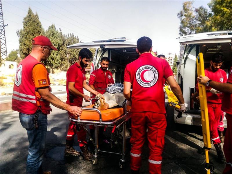 Doden door luchtaanvallen Idlib