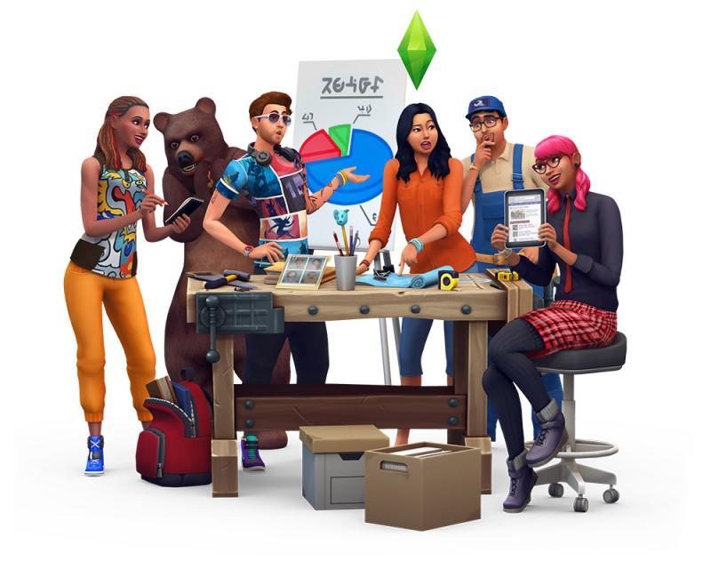 Stel zelf een Sims 4 pakket samen