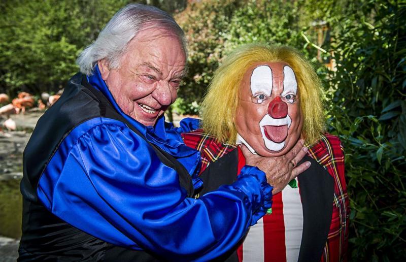 Clown Bassie (81) is een klimaatscepticus
