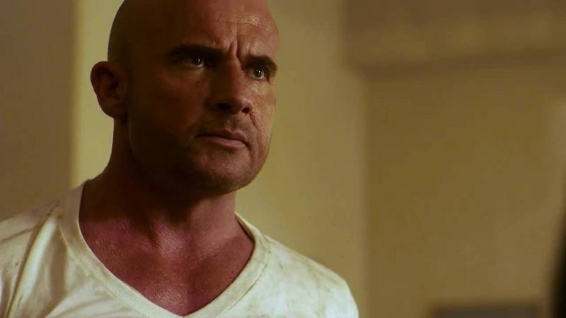 Prison Break: Dominic Purcell