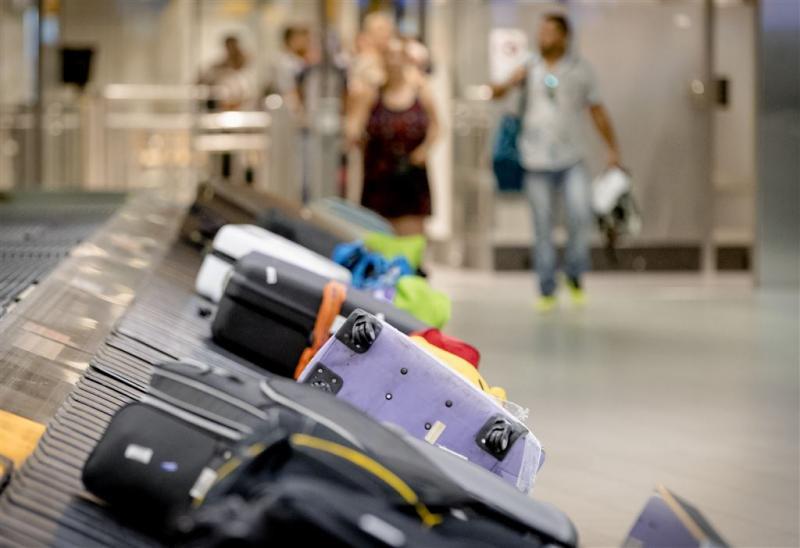 Bagagekosten vliegtuig nemen een vlucht