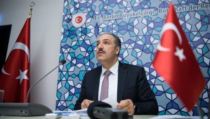 Turkije rekent nog altijd op excuses Rutte