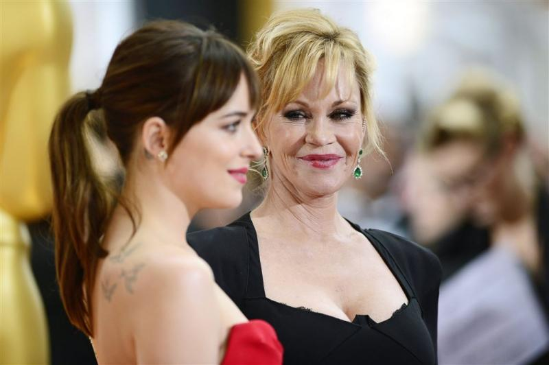 Melanie Griffith open over ingrepen
