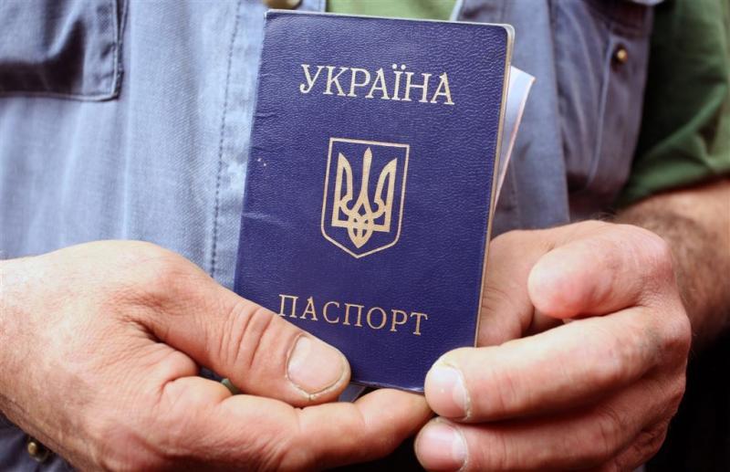 Oekraïners zonder visum naar Europa