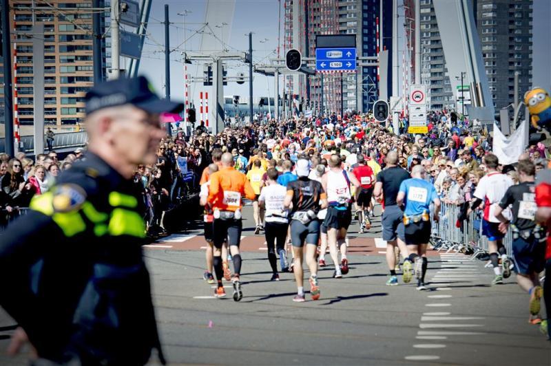 Geen extra veiligheidsmaatregelen marathon