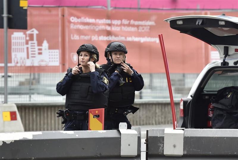 Identiteit arrestant Stockholm vastgesteld