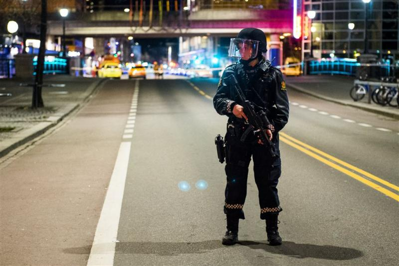 Verdachte Oslo is Russische tiener