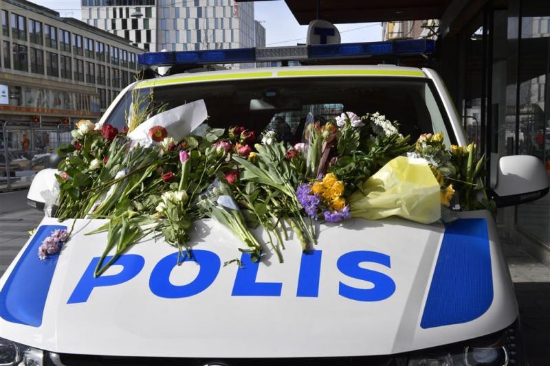 Verdachte Stockholm werd gezocht