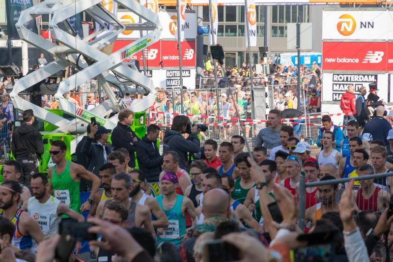 NN Marathon Rotterdam (Foto: Yuen Li)