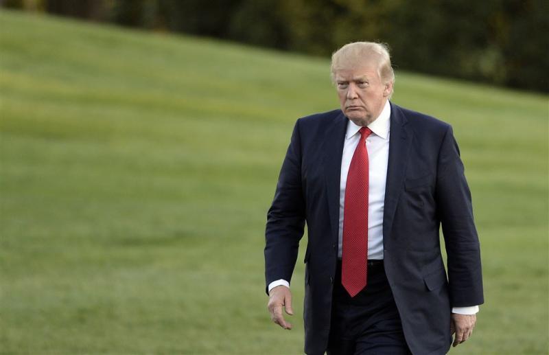 Trump bereid Syrië weer aan te vallen