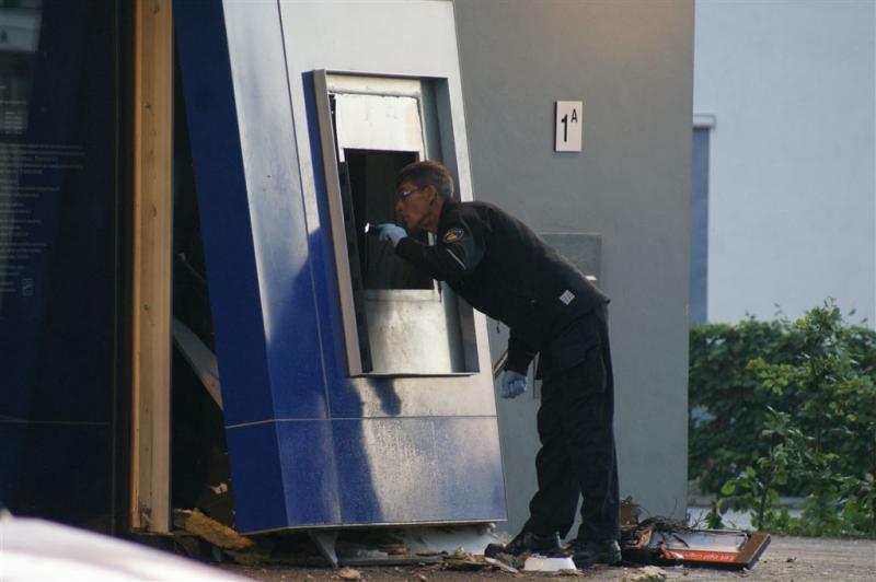 Nederlander verdacht van 17 Duitse plofkraken