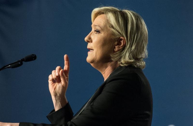 Woede om uitlatingen Le Pen over Joden