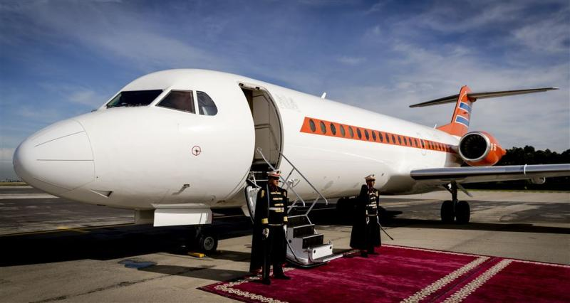 Regeringsvliegtuig verkocht aan Australiërs