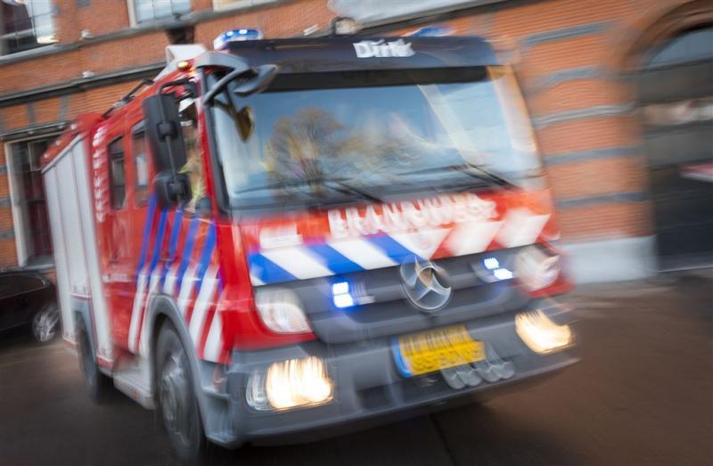 Grote brand in leegstaande supermarkt Nijmegen