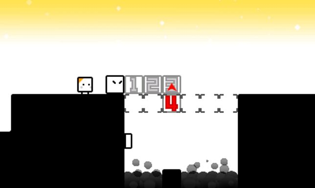 BYE-BYE BOXBOY! gameplay