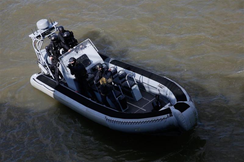 Duikers marine vinden lijk bij oefening