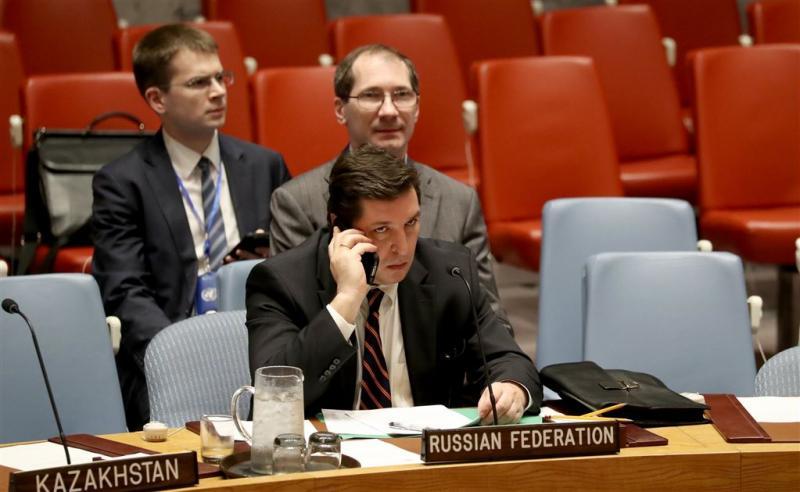 Russisch veto over veroordeling gifgasaanval