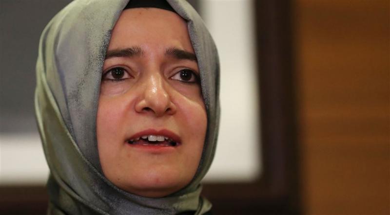 Turkse minister naar rechter na uitzetting