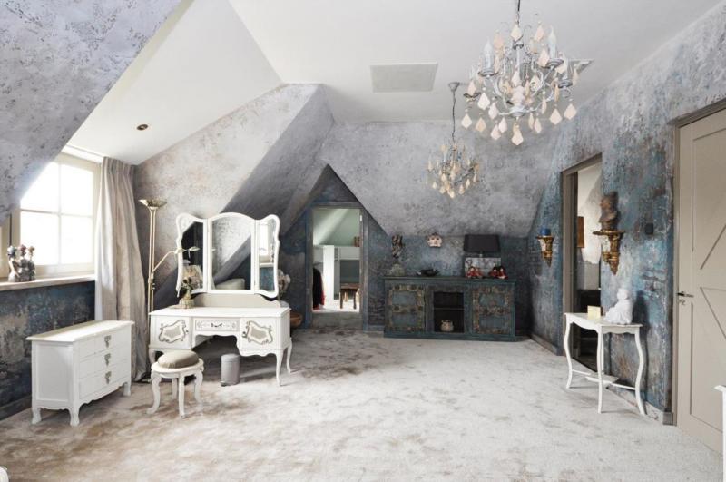 Monsterlijke oude villa (Foto: funda)