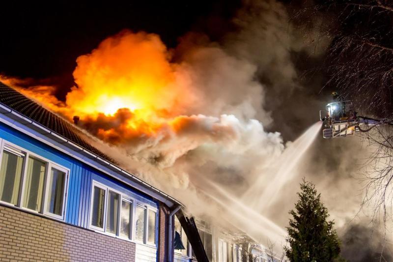 Woningbranden eisten 38 levens in 2016