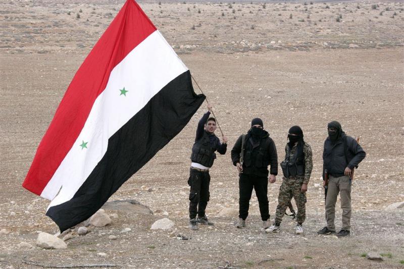 Syrië: luchtaanval VS raakt gifgasdepot IS