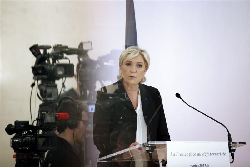 Poging brandstichting campagnebureau Le Pen