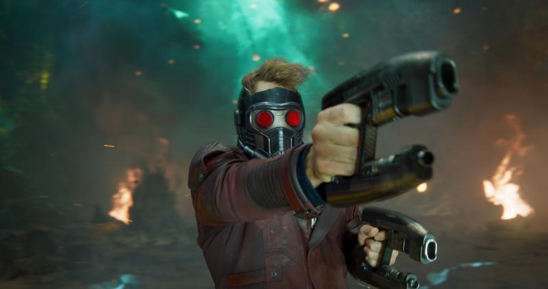 Guardians of the Galaxy Vol. 2: Star-Lord