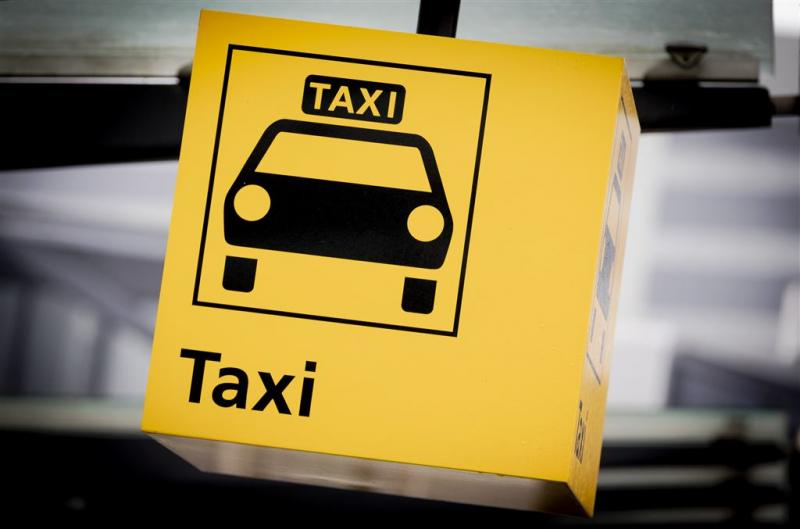 Malafide taxichauffeurs Schiphol gepakt
