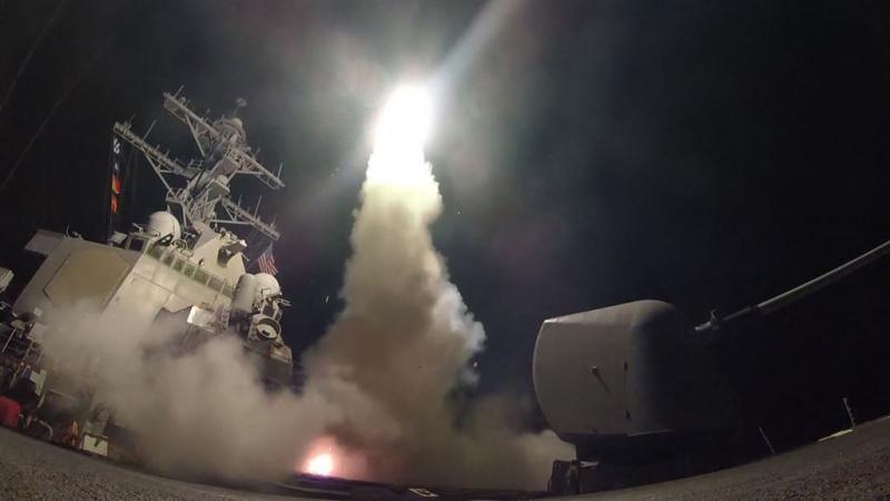 'VS bereiden luchtaanval op Noord-Korea voor'
