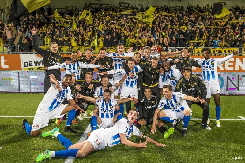 VVV promoveert naar Eredivisie (Pro Shots / Toin Damen)