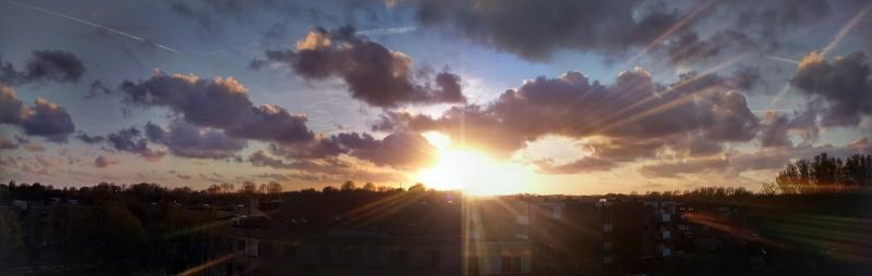 Panoramauitzicht in Alkmaar (Foto: DJMO)