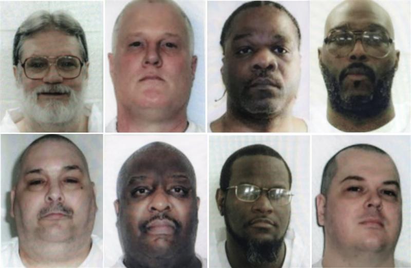 Rechter blokkeert executies Arkansas