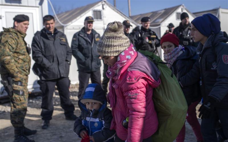 Tsjechië neemt geen vluchtelingen meer op