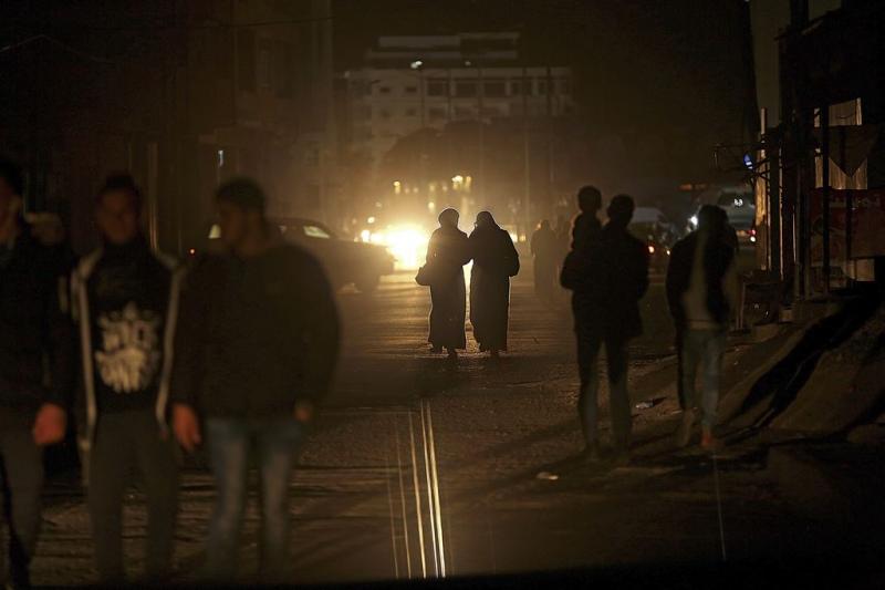 Stroomvoorziening Gaza verder beperkt