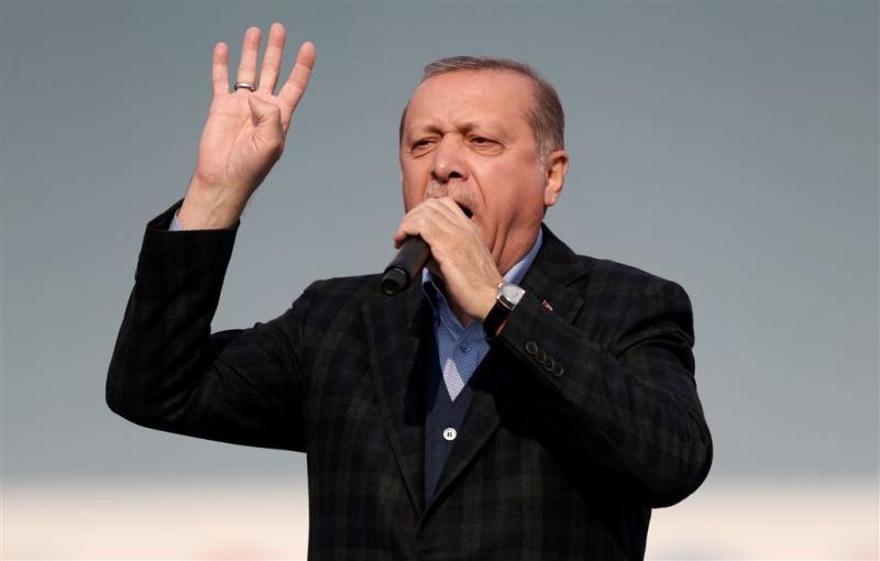 Turkije stemt over ambities Erdogan