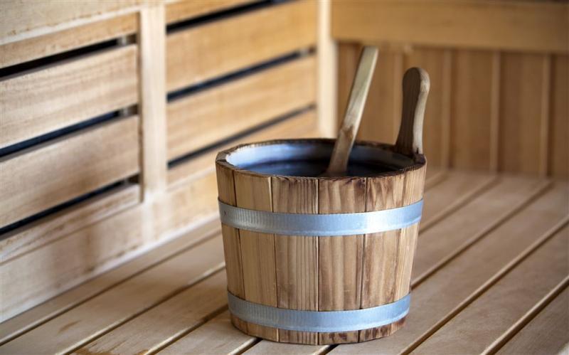 Twee vrouwen sterven in sauna