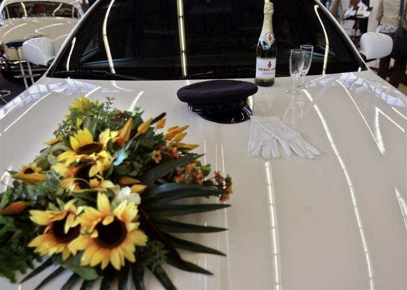 Bruiloftsstoet blokkeert snelweg bij Hannover