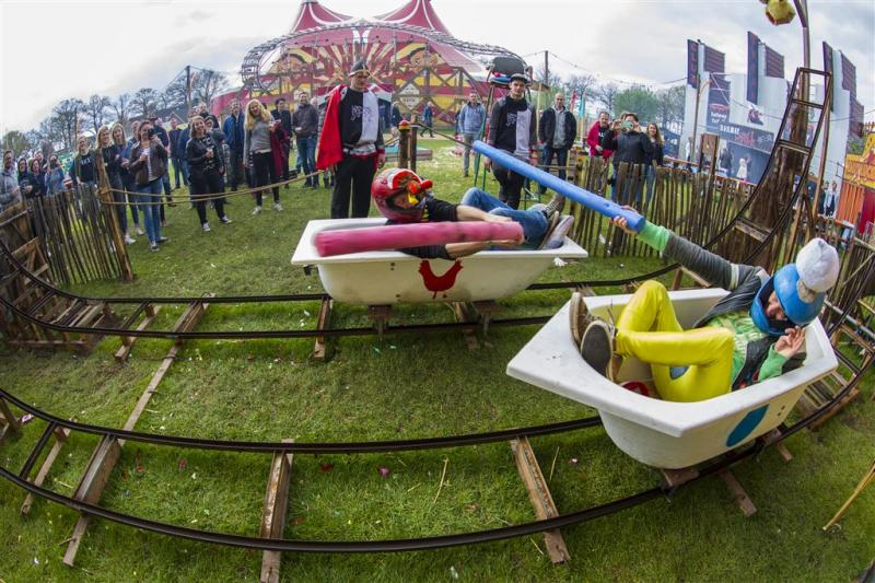 Paaspop trekt recordaantal festivalgangers