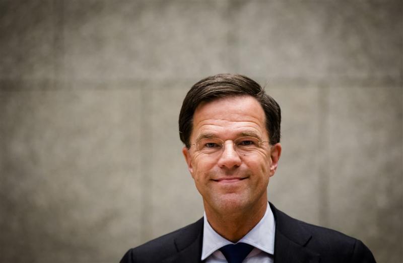 Rutte overlegt met Deense en Ierse premier