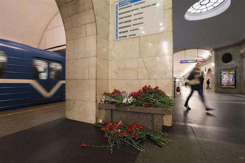 Weer arrestatie na aanslag Sint-Petersburg