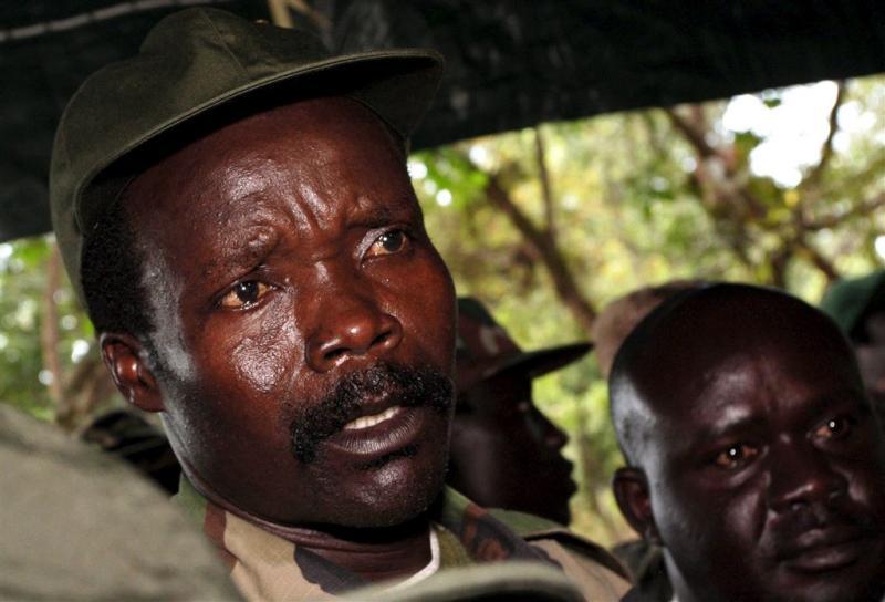 Zoektocht naar Kony wordt afgeschaald