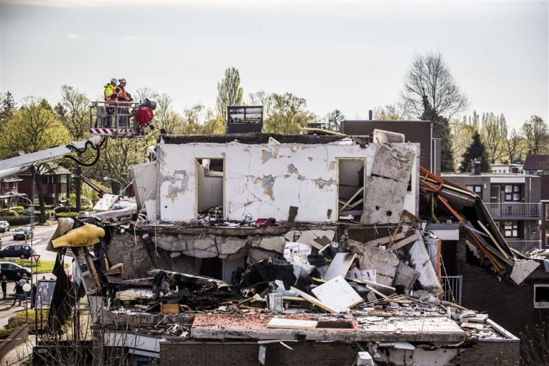 Oorzaak explosie Veendam niet te achterhalen